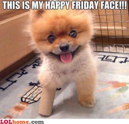 happy_friday_face-126565