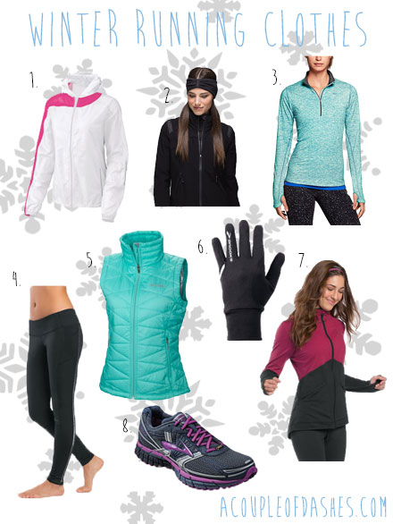 The key to running in the cold is the right gear. These cold weather running tips help you navigate your winter route safely and effectively. Boost your visibility factor with reflective running gear.