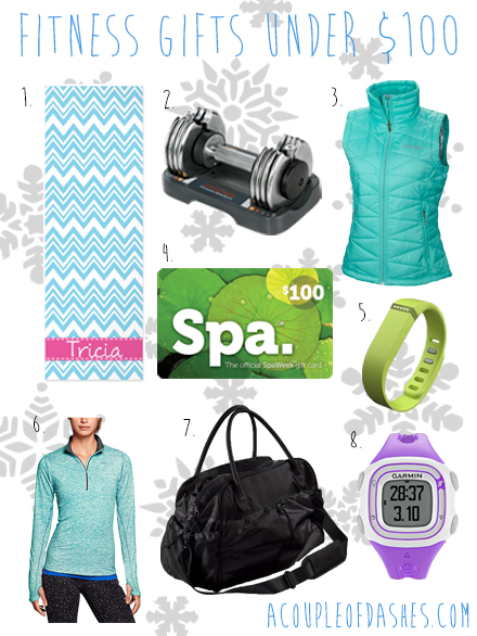 Fitness Gifts Under 100