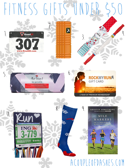 Fitness Gifts Under 50
