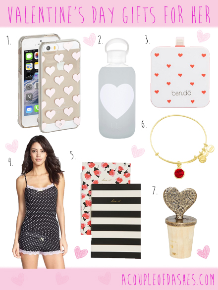 Valentines Gifts For Her